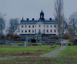 boarding school, castle, and elite image