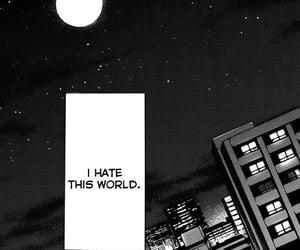 manga, anime, and hate image