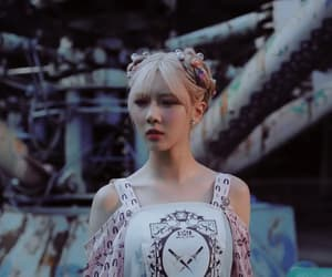 amusement park, horror movie, and yoohyeon image
