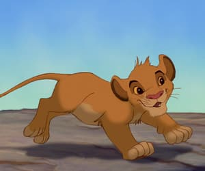 classic, disney, and the lion king image