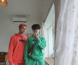 bin, Chan, and seo changbin image