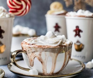 desserts, scrumptious and beverages