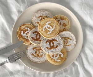 chanel pancakes