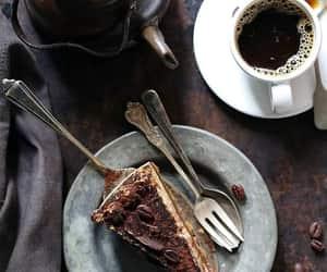 cake, coffee break, and inspiration image