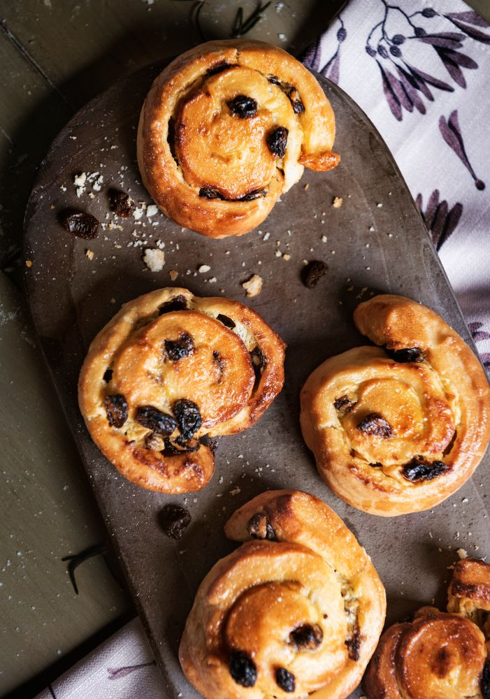 baking, delicious, and food image