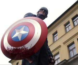 Marvel, john walker, and wyatt russell image