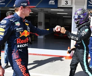 f1, Formula One, and pole image