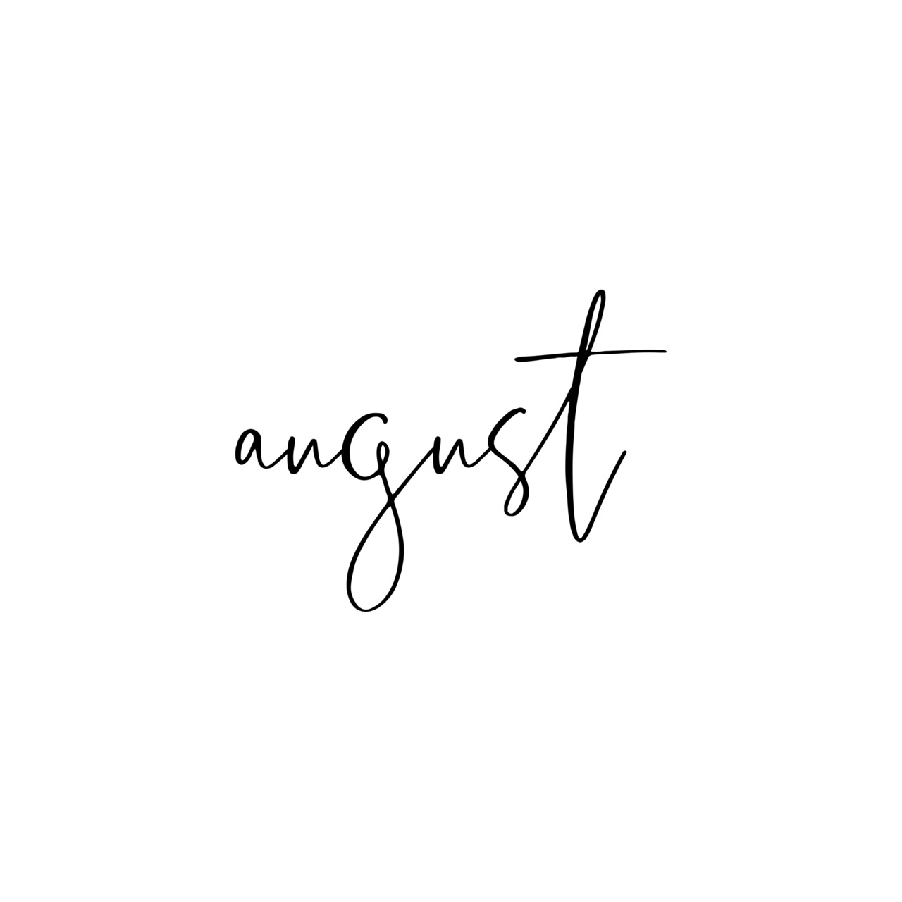 aesthetic, August, and inspiration image