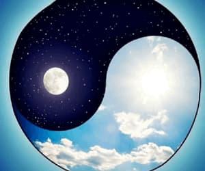 gif, meditate, and The Moon image