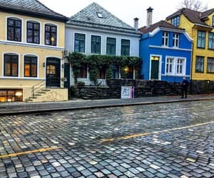 bergen, norge, and norway image