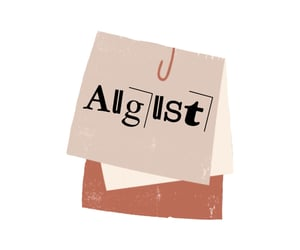 August, quotes, and text image