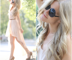 beautiful, blonde, and chic image
