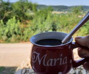 black coffee, coffee, and Sunny image