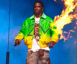 concert, rapper, and laflame image