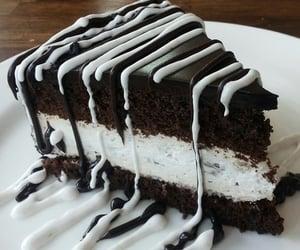 chocolate, cake, and cakes image