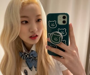 kpop, kim jihyeon, and youi image