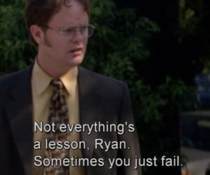 comedy, serie, and dwight image