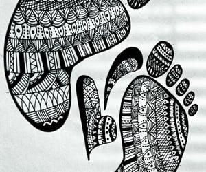 art, mandala, and instaart image