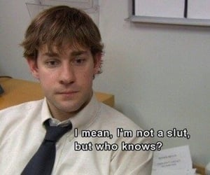the office, funny, and quotes image