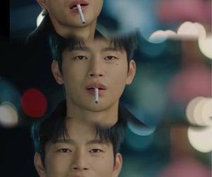 Korean Drama, love, and حُبْ image