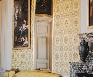 chateau de versailles, palace, and sofa image