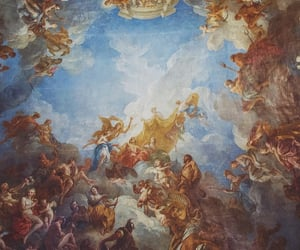 art, aesthetic, and ceiling image