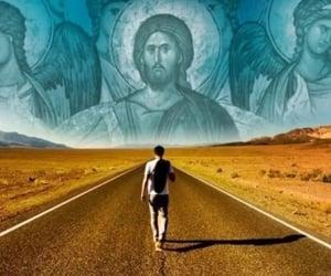 amen, Catholic, and jesus image