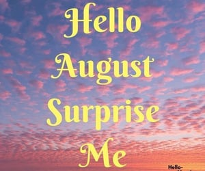 background, new month, and hello month image