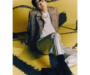 mark lee, nct 127, and super m image