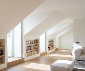 luxury interior, living room and simple interior