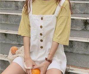 fashion and yellow image
