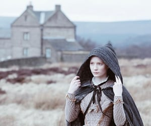charlotte bronte, girl power, and period drama costume image