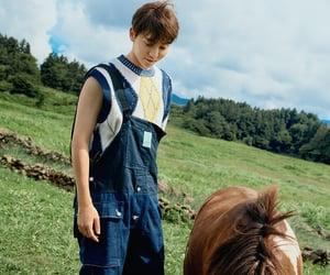 boo, seungkwan, and Seventeen image