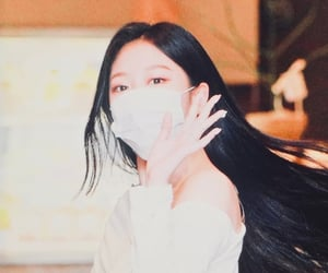 girls, kim, and kpop image