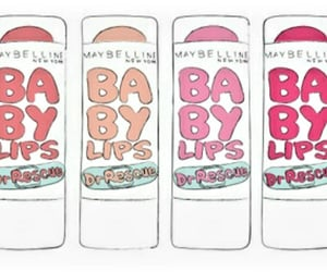 art, babylips, and drawings image