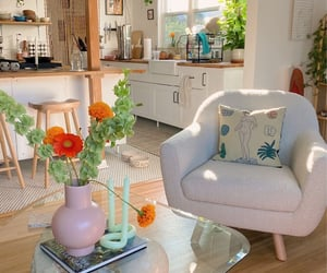 furniture, home, and pastel image