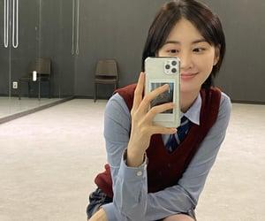 girl, kpop, and yukyung image