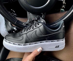 airforce, black, and trend image