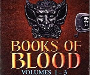 anthology, Clive Barker, and horror image
