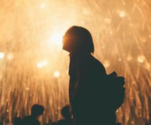 aesthetic, retro, and firework image