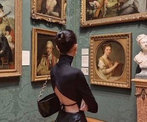 art, girls, and photography image