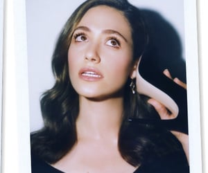 emmy rossum, rp, and archive image