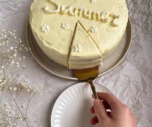cake, food, and beautiful image