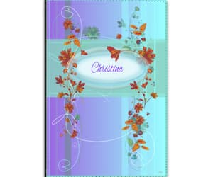 a5, lilac, and notebook image