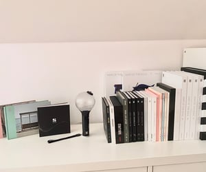 aesthetics, cds, and bts image