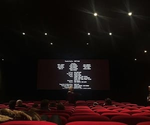 aesthetic, cinema, and movies image