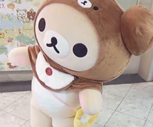 aesthetic, mascot, and rilakkuma image