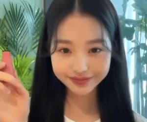 gif, wonyoung, and izone image