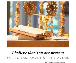 Catholic, mass, and saint image