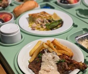 cafe, food, and Libya image